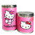 Yerbera y azucarera Hello Kitty