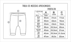 "PACK BODY + PANTALÓN ""FLORINDA"" en internet"