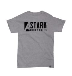 Camiseta Kids Stark Industries na internet