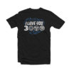 Camiseta I love You 3000