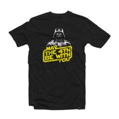 Camiseta May the force