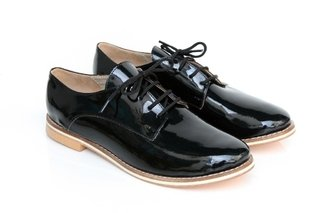 Top shoes negros