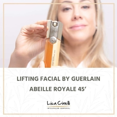 Lifting Facial By Guerlain Abeille Royale