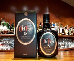 WHISKY GRAND OLD PARR 18 ANOS - 750ml - comprar online