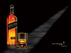 WHISKY BLACK LABEL 12 anos - 750ml - comprar online