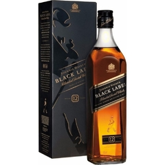 WHISKY BLACK LABEL 12 anos - 750ml