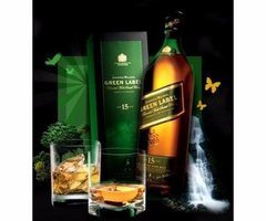 WHISKY GREEN LABEL 15 anos - 750ml - loja online