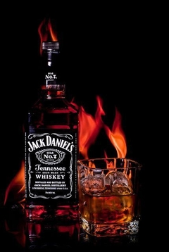 jack daniels whiskey tennessee :: 375 ml
