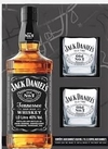 KIT JACK DANIELS 1L + 2 COPOS EXCLUSIVOS