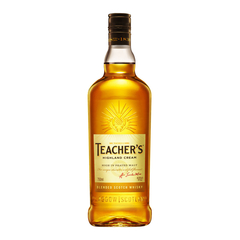 Whisky Teacher's Highland Cream :: Escocês :: 1 Litro na internet