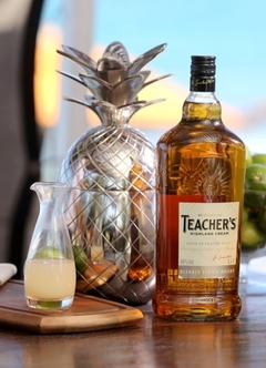 Whisky Teacher's Highland Cream :: Escocês :: 1 Litro - comprar online