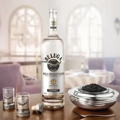 VODKA BELUGA NOBLE - 700ml - loja online