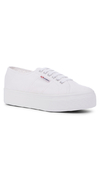 Zapatillas Acotw Linea Up White 2790 SUPERGA