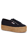 Zapatillas Cotropew Black 2790 SUPERGA