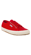 Zapatillas Cotu Classic Red 2750 SUPERGA