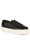Zapatillas Flwembcocco Black 2790 SUPERGA