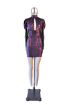 Vestido Magic Violet