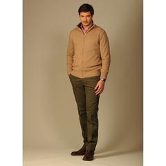 Campera Lana Punto Chico (PCI0006) - Vicent