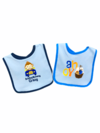 Pack*2 Baberos towel