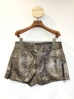 Shorts  animal print Bo.bô