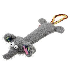 DURABLE ELEPHANT PLUCH FRIENDZ SQUEAKER GIGWI