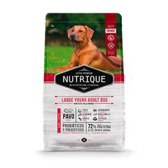 NUTRIQUE LARGE YOUNG ADULT DOG X 15KG