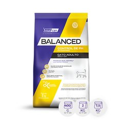 BALANCED GATO CONTROL PH ALL AGES X 7,5 KG.