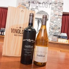 ESTUCHE ANDILLIAN UNIQUE BLEND + ANDILLIAN CHARDONNAY