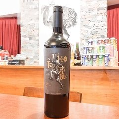 NIÑO TERRIBLE MALBEC X 750 CC.