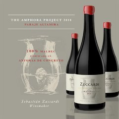 Pack x 3: Zuccardi The Amphora Project 2018