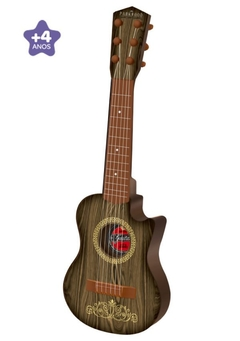 VIOLAO MUSICAL ROCK GUITAR ZOOP TOYS na internet