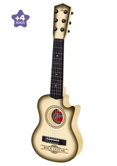 VIOLAO MUSICAL ROCK GUITAR ZOOP TOYS