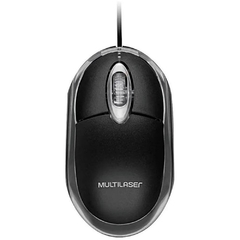 MOUSE OPTICO USB CLASSIC BOX MO300 - MULTILASER na internet