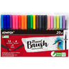 CANETA BRUSH PEN 20 CORES - NEWPEN