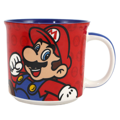CANECA SUPER MARIO 350ML - ZONA CRIATIVA na internet