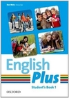 ENGLISH PLUS 1- STUDENT BOOK - WETZ
