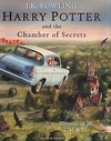 HARRY POTTER AND THE CHAMBERILLUS - ROWLING