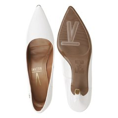 Stiletto Vizzano verniz premium blanco modelo 1184.101 - EZ Shoes