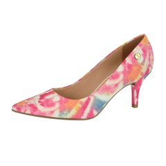 Zapato Stiletto Vizzano blanco multicolor Mod. 1185.702