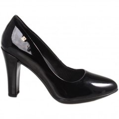 Stiletto Piccadilly charol negro 695001 - comprar online
