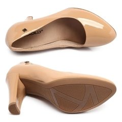 Stiletto Piccadilly charol nude 695001 en internet