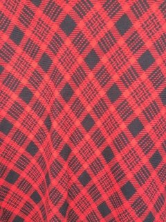 "Pollera ""Scottish"" - comprar online"