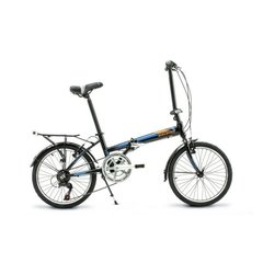 Raleigh Straight 6v Rodado 20 Plegable