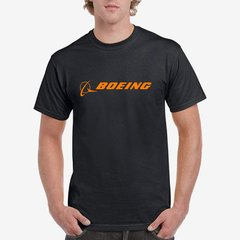 Remera Boeing - Aviación Shop Argentina