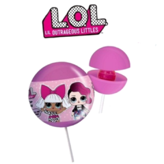 1 Pirulito Lollipop Lol Pirulito Com Surprise ( Surpresa ) na internet