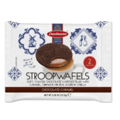 Wafer Daelmans - Stroopwafe Duo - Pack Chocolate  72,5g
