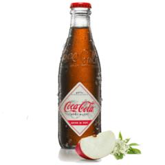 Coca Cola Retro Specialty Maça And Soc Romênia Limitada - comprar online