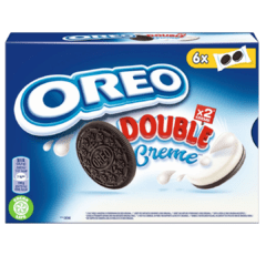 Kit Biscoito Oreo Choco Brownie E Double Creme Exclusivos - comprar online