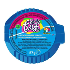 Goma De Mascar Kids Chicle Clique E Corte 1,80 Mt  BLUEBERRY