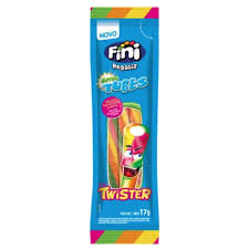 Fini mini porção twister citrico 17g